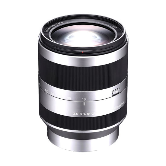Picture of Sony 18-200mm f/3.5-6.3 lens