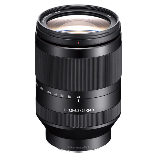 Picture of Sony 24-240mm  f/3.5-6.3  OSS Lens