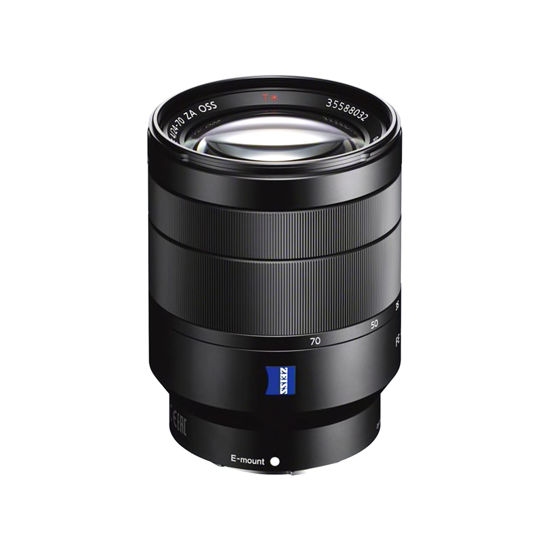 Picture of Sony 24-70mm  f/4.0 ZA OSS Lens