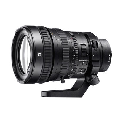 Picture of Sony 28-135mm  f/4.0 Servo Zoom  OSS Lens
