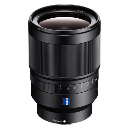 Picture of Sony 35mm  f/1.4  ZA  OSS Lens