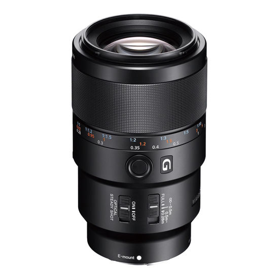 Picture of Sony 90mm  f/2.8  Macro G  OSS Lens