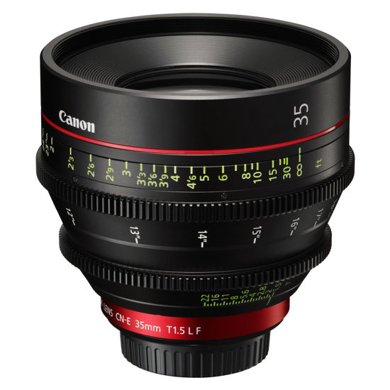 Picture of Canon CN 35mm T1.5 Cine Lens