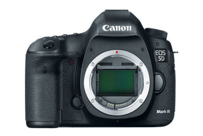 Picture of Canon EOS-5D Mk3 Digital Body