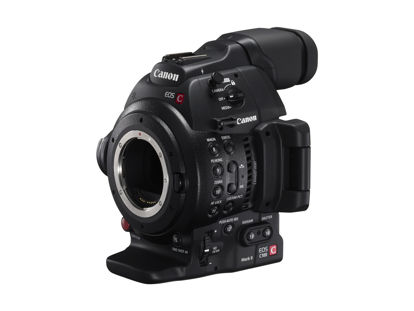 Picture of Canon C100 Mk II Digital Cinema Body w/grip
