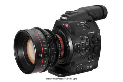 Picture of Canon C300  Video Camera w/ Grip
