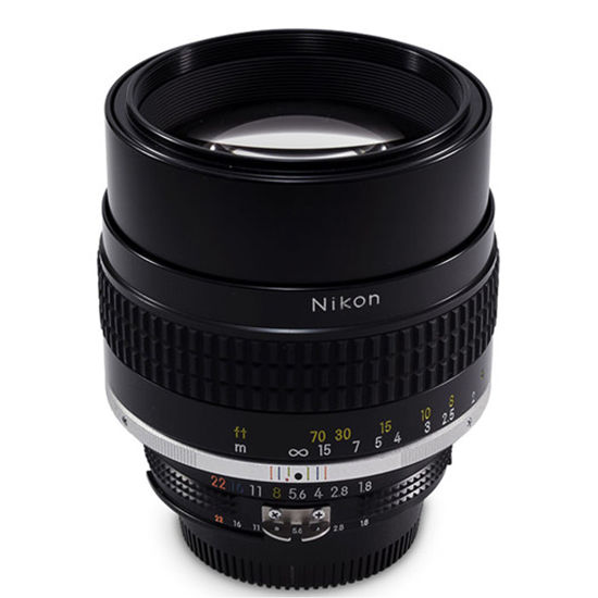 Picture of Nikon 105mm F1.8 Lens F&R/F