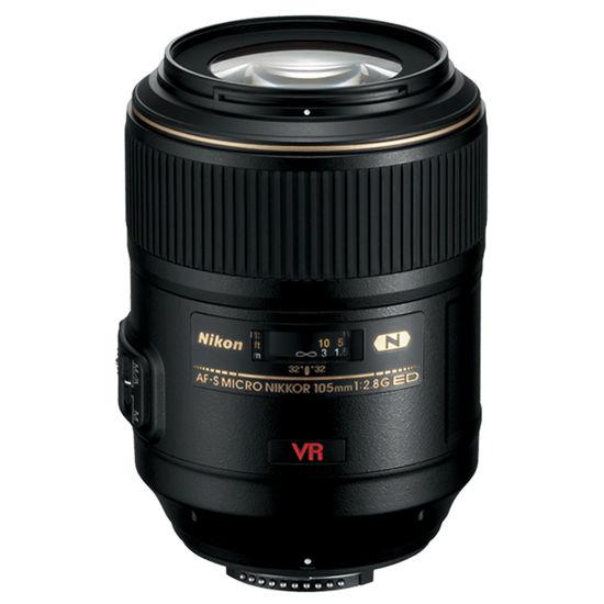 Picture of Nikon 105mm F2.8G  AF-S VR Macro Lens