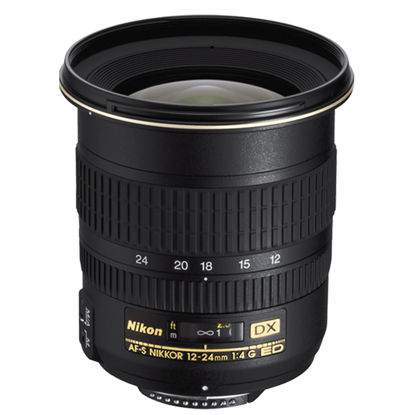 Picture of Nikon 12-24mm F4.0 DX Lens