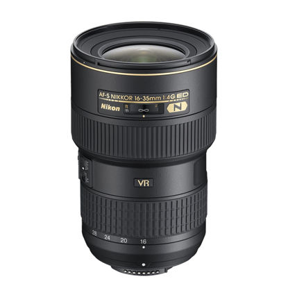 Picture of Nikon 16-35mm F4.0G AF-S ED VR