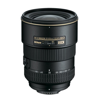 Picture of Nikon 17-55mm F2.8G AF-S IF ED  -DX-