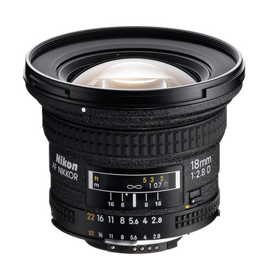 Picture of Nikon 18mm F2.8AFD Hard Shade