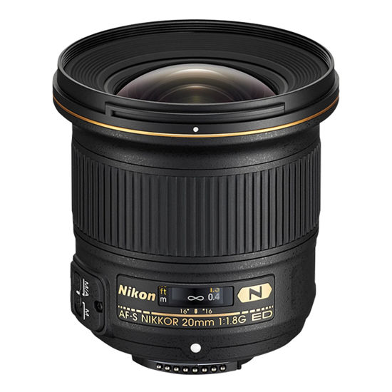 Picture of Nikon 20mm F1.8G Lens