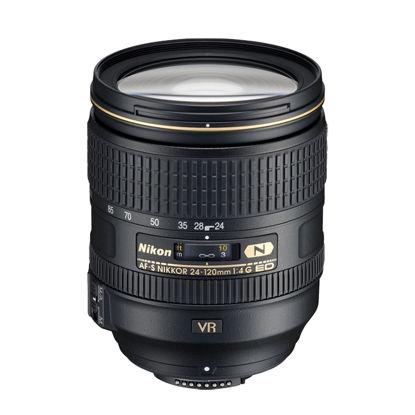 Picture of Nikon 24-120mmF4.0 G AF VR