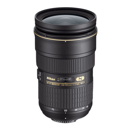 Picture of Nikon 24-70mm F2.8G AF-S ED