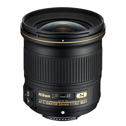 Picture of Nikon 24mm F1.8AF-S G Lens