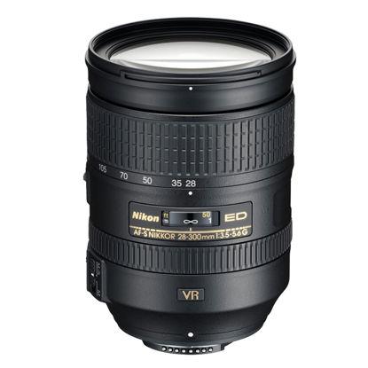 Picture of Nikon 28-300mm VR F3.5-5.6 G AF-S