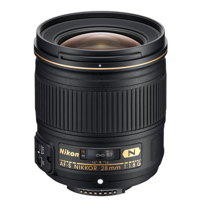 Picture of Nikon 28mm F1.8G Lens