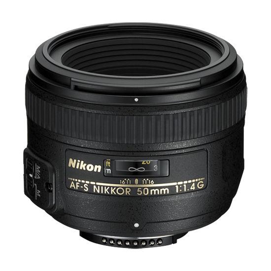 Picture of Nikon 50mm F1.4G  AF-S  Lens