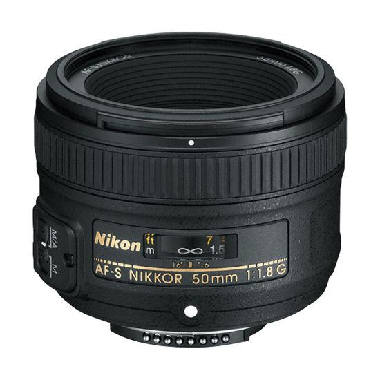 Picture of Nikon 50mm F1.8G  AF-S  Lens