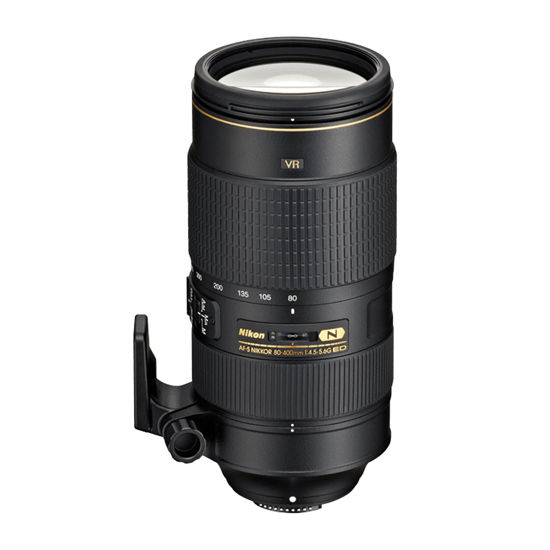 Picture of Nikon 80-400mm F4.5-5.6G VR ED