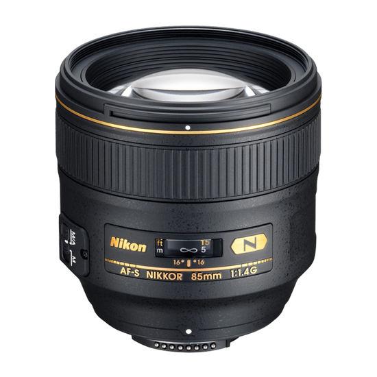 Picture of Nikon 85mm F1.4G  AF-S Lens