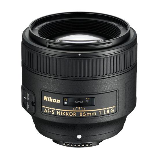 Picture of Nikon 85mm F1.8G  AF-S Lens