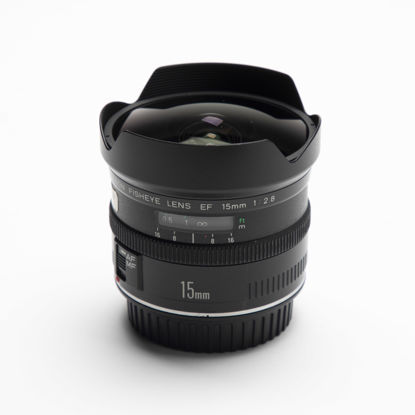 Picture of Canon 15mm f/2.8 Fisheye Lens
