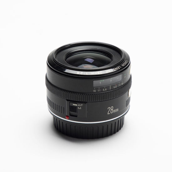 Picture of Canon 28mm F2.8 Lens