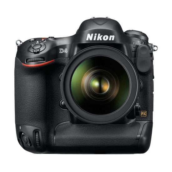 Picture of Nikon D4 Digital Camera