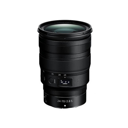 Picture of Nikon Z  24-70mm 2.8 Lens