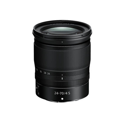 Picture of Nikon Z  24-70mm 4.0 Lens