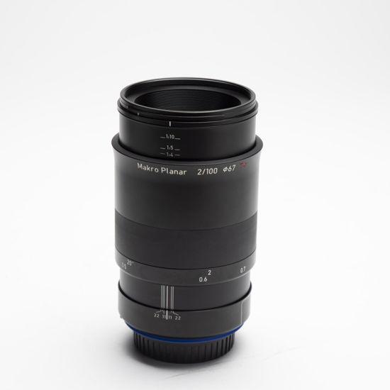 Picture of Zeiss Milvus ZE 100mm 2.0 Macro Canon mount lens