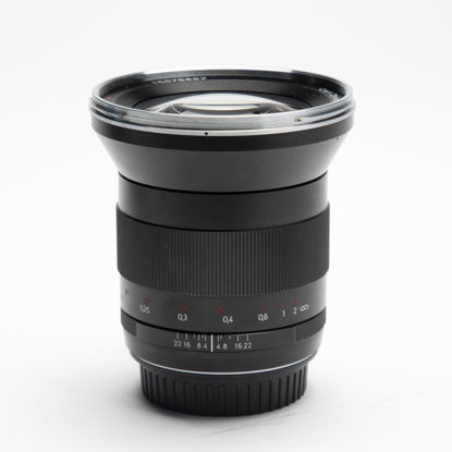 Picture of Zeiss ZE 21mm 2.8 Canon mount lens
