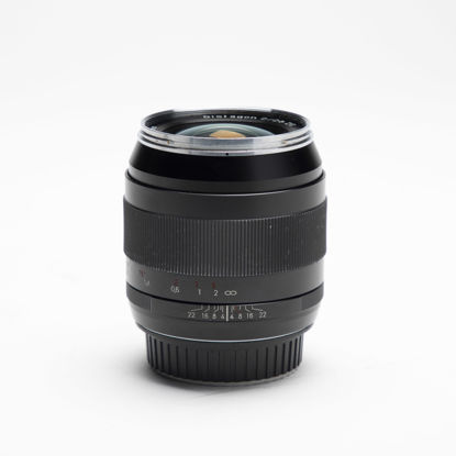 Picture of Zeiss ZE 28mm 2.0 Canon mount lens