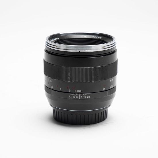 Picture of Zeiss ZE 50mm Macro 2.0 Canon mount lens