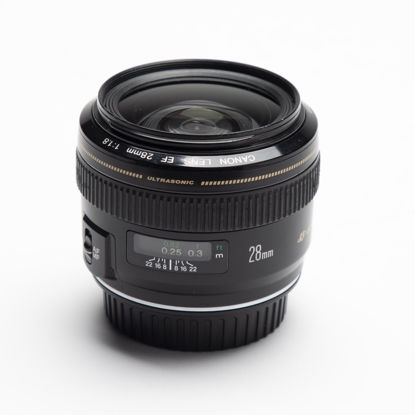 Picture of Canon 28mm F1.8 Lens