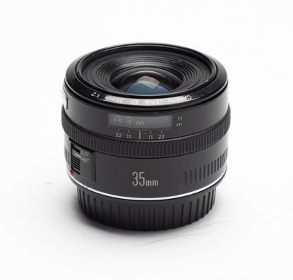 Picture of Canon 35mm F2.0 Lens