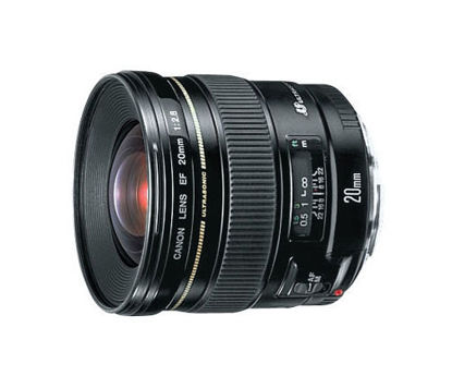 Picture of Canon 20mm F2.8 Lens