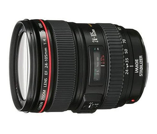 Picture of Canon 24-105mm IS F4.0 L