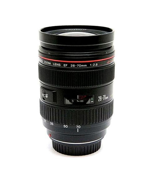 Picture of Canon 24-70mm F2.8L  Lens