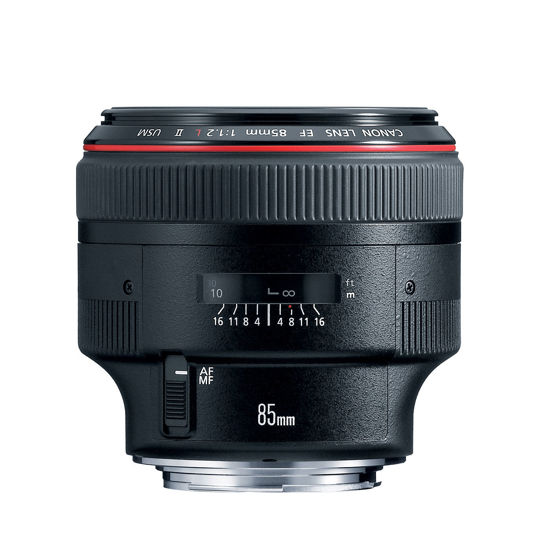 Picture of Canon 85mm F1.2 L II USM Lens