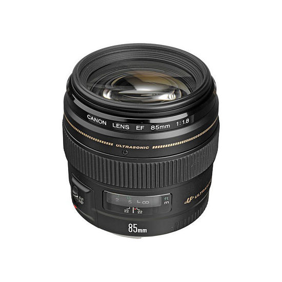 Picture of Canon 85mm F1.8  Lens