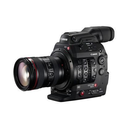 Picture of Canon C300 Mk II  Video Camera w/ Grip