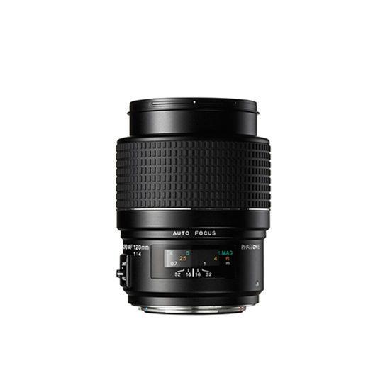 Picture of Phase One 120mm F4 Macro AF Lens Schneider