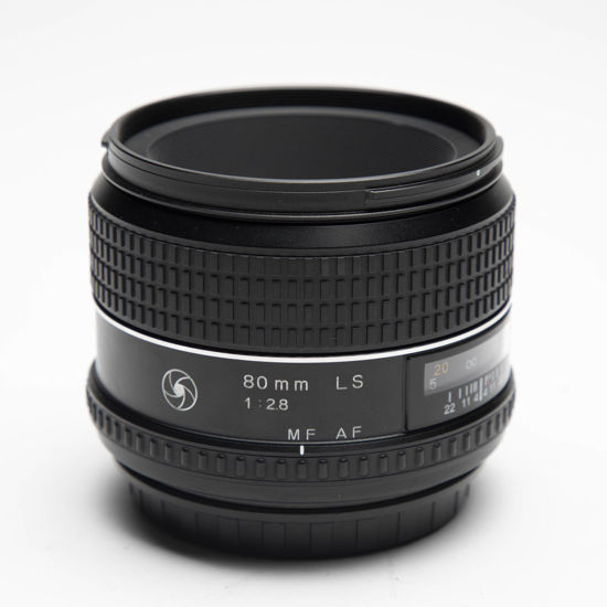 Picture of Phase One 80mm 2.8 Leaf Shutter Lens Schneider