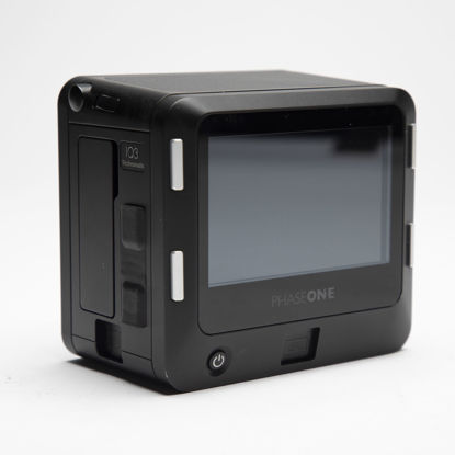 Picture of Phase One Trichromatic  IQ3 100 Digital Back  XF mt. (100MP)