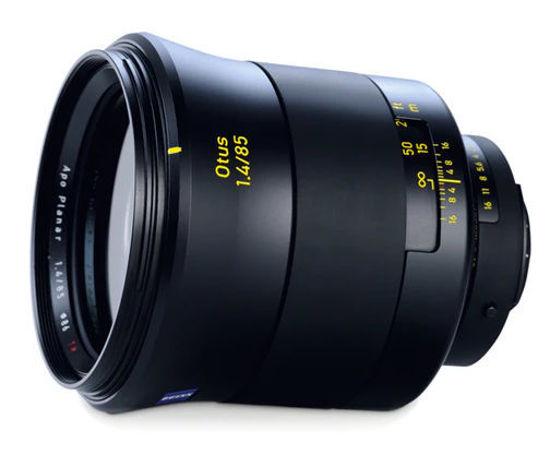 Picture of Zeiss ZE Otus 85mm  1.4 Canon mount lens