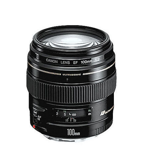 Picture of Canon 100mm F2.0 USM Lens