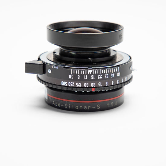 Picture of Rodenstock 135mm F5.6 Apo Sironar  View Camera Lens